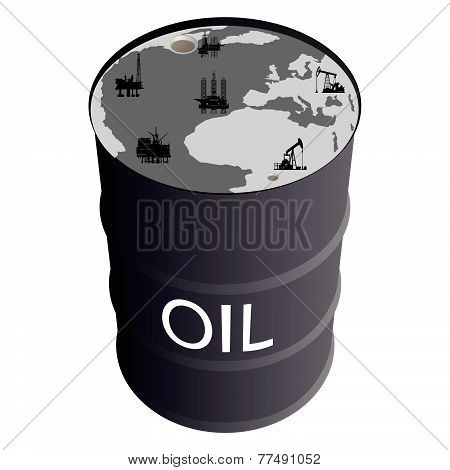Extraction of petroleum products