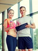 picture of personal assistant  - fitness - JPG