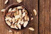 foto of brazilian food  - Brazil Nuts  - JPG