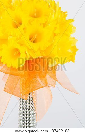 Spring Flower Wedding Bouquet