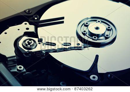 Computer Harddisk (hdd)