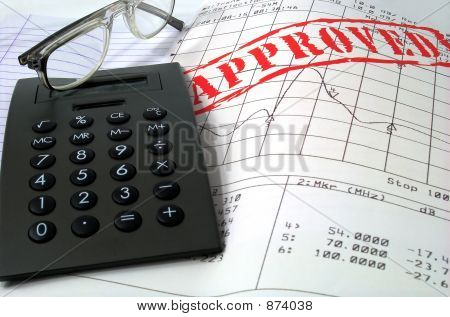 Glasses  Calculator In Approved Doc