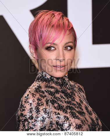 LOS ANGELES - FEB 20:  Nicole Richie arrives to the Tom Ford Autumn/Winter 2015 Womenswear Collection Presentation  on February 20, 2015 in Hollywood, CA