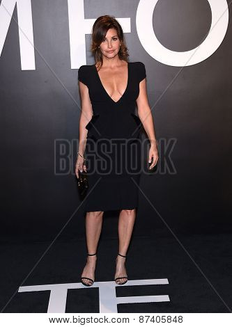 LOS ANGELES - FEB 20:  Gina Gershon arrives to the Tom Ford Autumn/Winter 2015 Womenswear Collection Presentation  on February 20, 2015 in Hollywood, CA