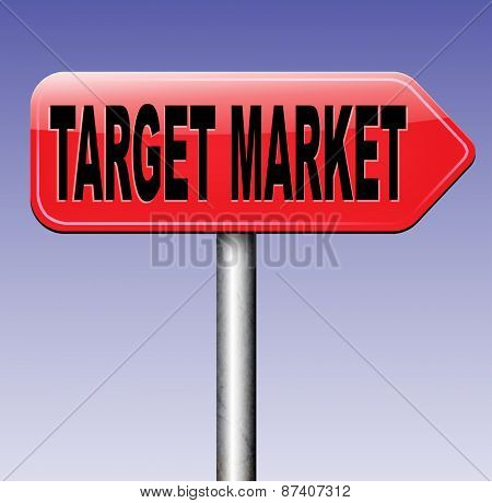 target market business targeting for niche marketing strategy