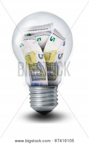 Euro Lightbulb