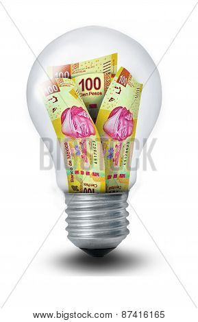 Peso Lightbulb