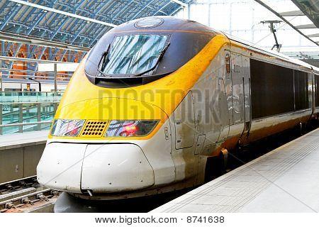 Fast Train Engine