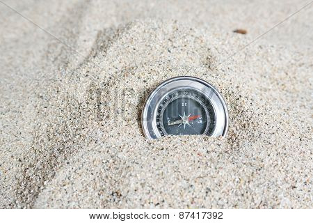 The Compass And Desert