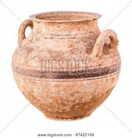 Subgeometric Pot