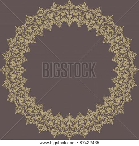 Floral  Pattern. Abstract Background