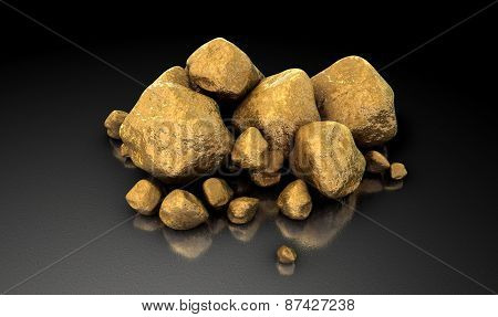 Gold Nugget Collection