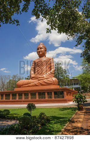 Outdoor Buddha Image