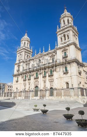 Cathedral In Jaen