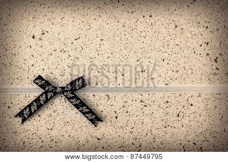 Retro Ribbon