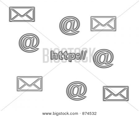 Mail @ Http://