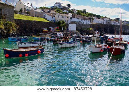 Cornish Fishing Boats