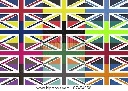 Alternative UK Flags