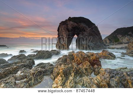 Horse Head Rock, Bermagui Australia