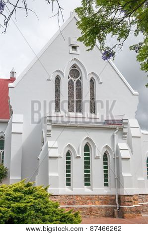Dutch Reformed Church, Rawsonville.