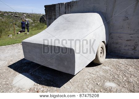 Concrete Car