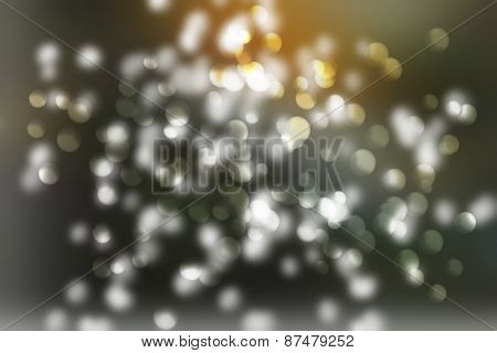 Holiday Background With Festive Elegant Abstract Background.