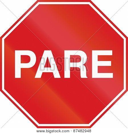 Pare Sign In Argentina