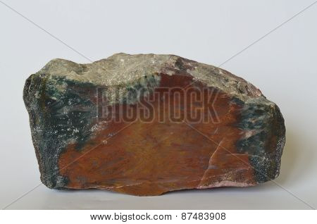 Jasper Is An Opaque Variety Of Chalcedony