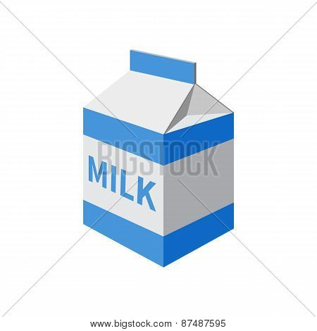 milk packet
