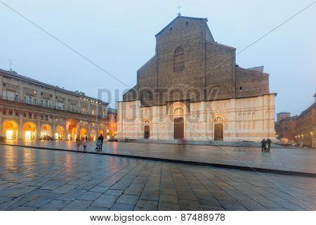 Basilica Of San Petronio, Bologna