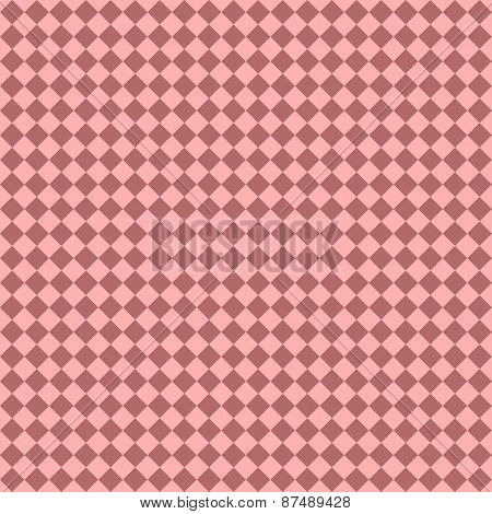 Seamless Abstract background With Rhombuses Tile. Diagonal Geometric Pattern.
