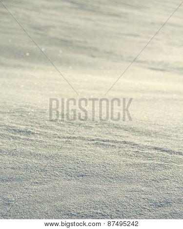 Snow Sparkles Texture