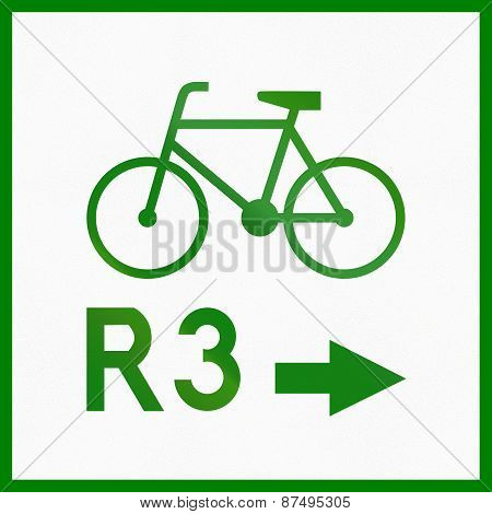 Direction International Cycle Route In Poland