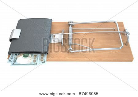Mousetrap With Purse
