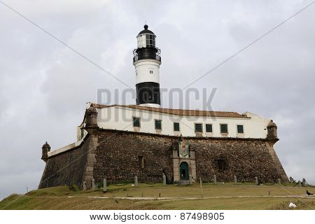 Lighthouse, Salvador, Bahia, Brazil