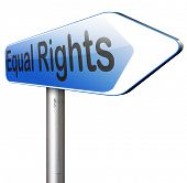 picture of all-inclusive  - equal rights equality for all man and women  - JPG