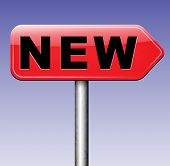 foto of fresh start  - brand new series of look release collection and fresh start and beginning in career and job - JPG