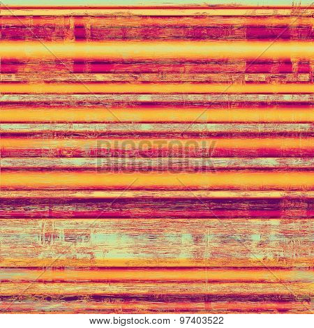 Highly detailed grunge texture or background. With different color patterns: yellow (beige); purple (violet); cyan; red (orange)