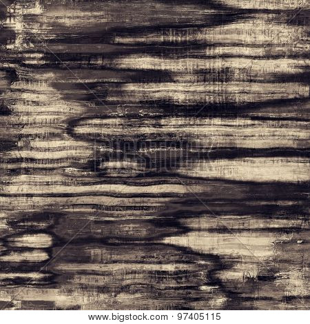 Abstract old background or faded grunge texture. With different color patterns: brown; gray; black