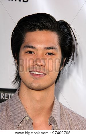 LOS ANGELES - JUL 29:  Ross Butler at the