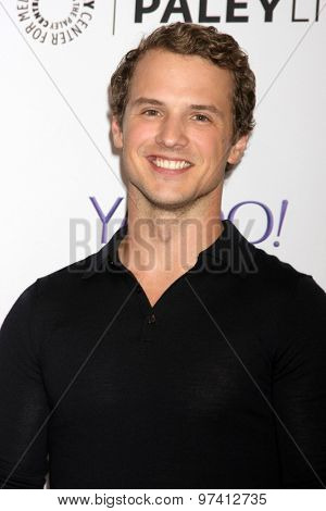 LOS ANGELES - JUL 30:  Freddie Stroma at the An Evening With Lifetime's