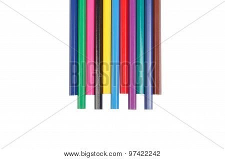 Children's color pencils