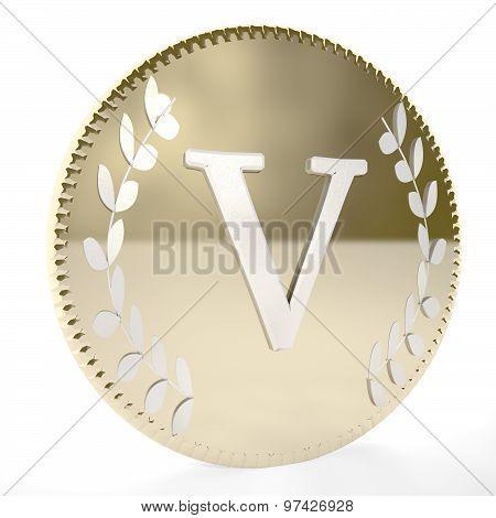Coin V
