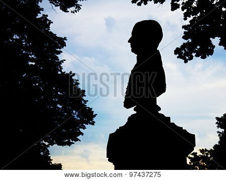 Silhouette Busts