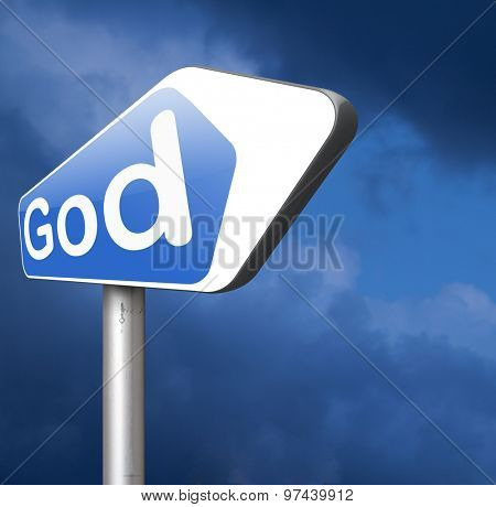 God and salvation search road to heaven religion gods way belief and praise the lord