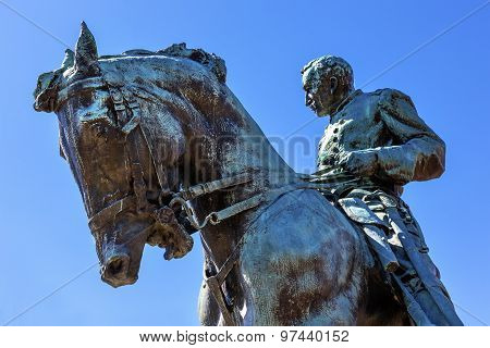 General Phil Sheridan Statue Sheridan Circle Embassy Row Washington Dc