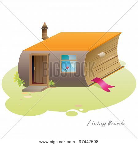 Living Book House