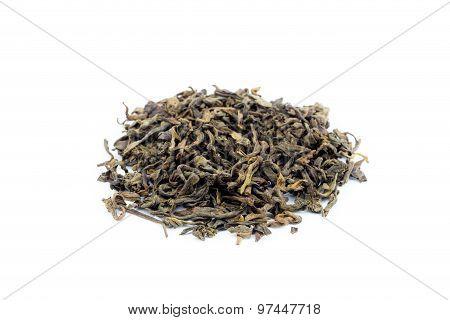 Heap Of Loose Tea Pu Erh