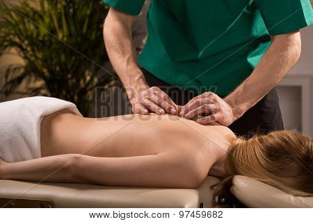 Stress And Tension Reducing Massage