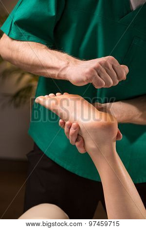Pressure Points On Foot